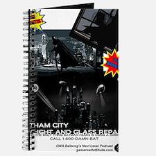 Gotham City Glass Repair Journal