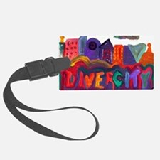 Divercity Luggage Tag