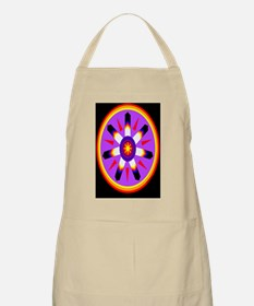 EAGLE FEATHER MEDALLION Apron
