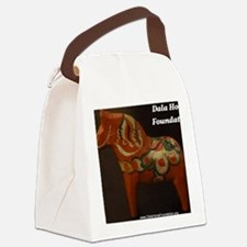 Dala Horse Foundation Canvas Lunch Bag