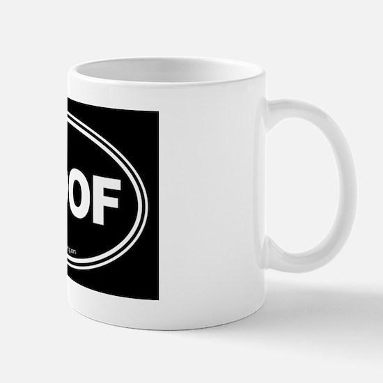 WOOF! Mug