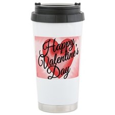 Valentines Day Card Lov Travel Mug