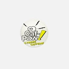 Caf-Pow of NCIS Fame Mini Button