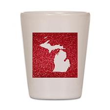 Michigan Shot Glass
