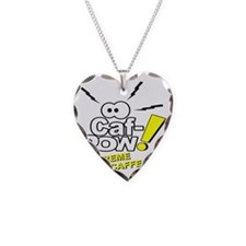 Caf-Pow of NCIS Fame Necklace