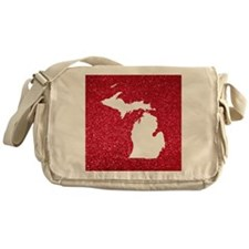 Michigan Messenger Bag