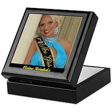 Mrs Global United Elaine Reinholz Keepsake Box