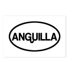Anguilla Postcards (Package of 8)