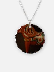 Dala Horse Foundation Necklace