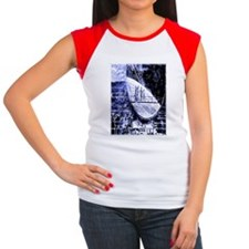 Spying On The Universe Women's Cap Sleeve T-Shirt