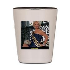 Mrs Global United 2012-13 Shot Glass