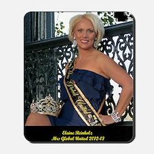 Mrs Global United 2012-13 Mousepad