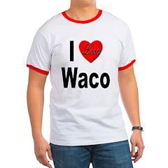 I Love Waco T