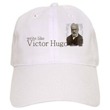 write like Victor Hugo Baseball Cap
