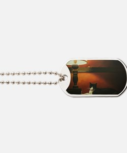 Dr. Livingston Dog Tags