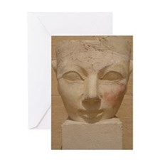Egyptian Queen Greeting Card
