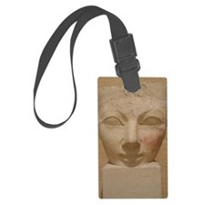 Egyptian Queen Luggage Tag