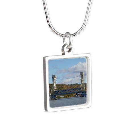 Portage Lake Bridge Necklaces