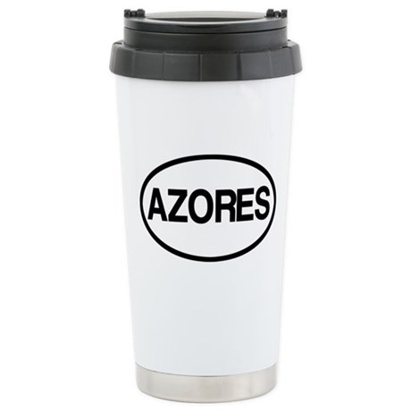 Azores Stainless Steel Travel Mug
