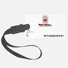 1001A-NAUGHTY-ELF-BACK Luggage Tag