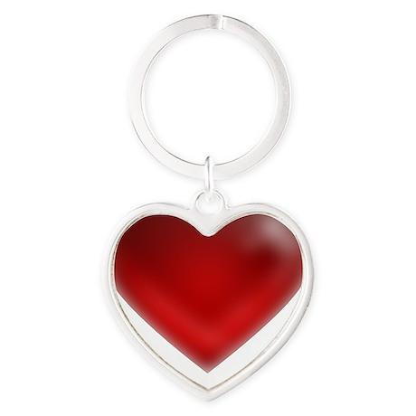 IHeartTheAzores Heart Keychain