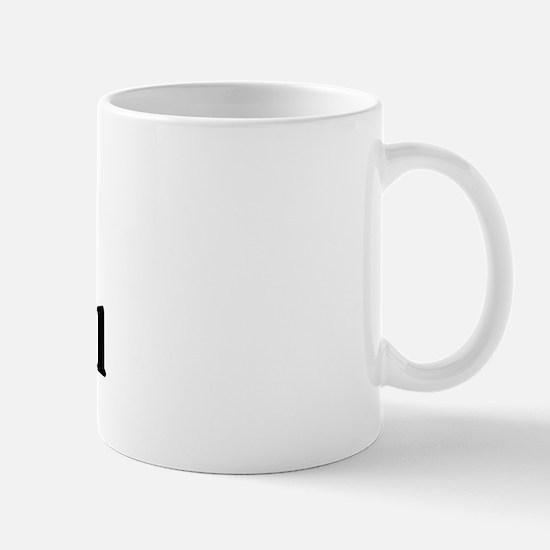 I love Caramel Mug