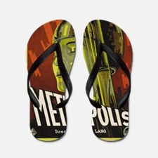 metropolis Flip Flops