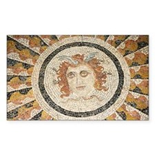 Medusa Mosaic Decal