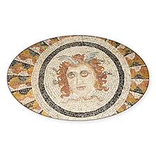 Medusa Mosaic Decal