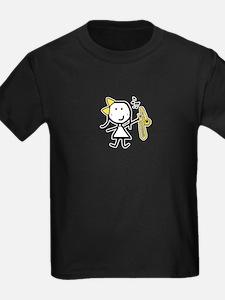 Girl & Trombone T