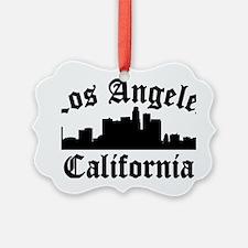 Los Angeles, CA Ornament