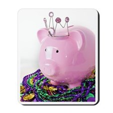 Mardi Gras Princess Mousepad
