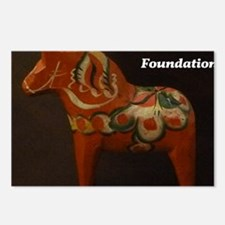 Dala Horse Foundation Postcards (Package of 8)