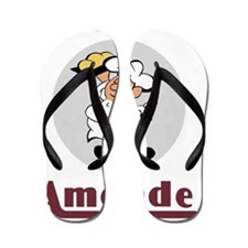 Backerei Amende (Amende Bakery) Flip Flops