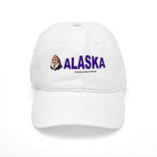 Alaska Americasbesthistory.com Baseball Cap