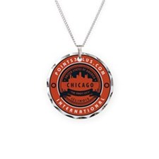 Chicago, Illinois Necklace