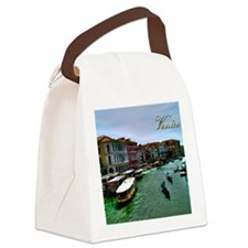 Venice - Grand Canal Canvas Lunch Bag