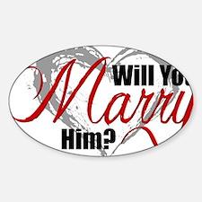 MarryHim Decal