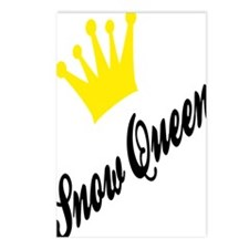 Snow Queen Postcards (Package of 8)
