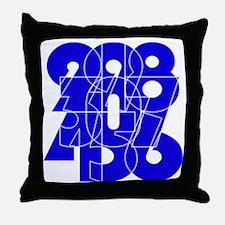 bnt_cnumber Throw Pillow