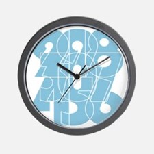 pk_cnumber Wall Clock