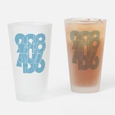 pk_cnumber Drinking Glass