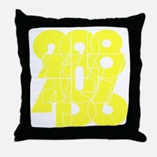 rsp_cnumber Throw Pillow