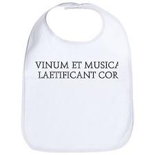 VINUM ET MUSICA Bib