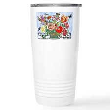 1 A MERIAN BSKT ARRGMT  Travel Mug