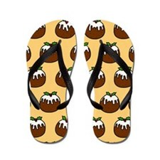 'Puddings' Flip Flops