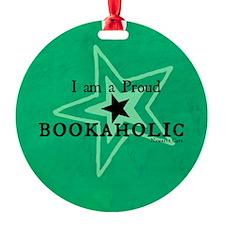 Bookaholic Ornament