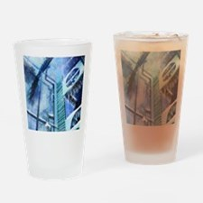Sector 5 ARC -Pad Drinking Glass