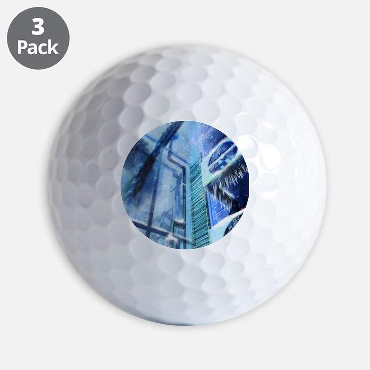 Sector 5 ARC -Pad Golf Ball