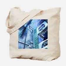 Sector 5 ARC -Pad Tote Bag